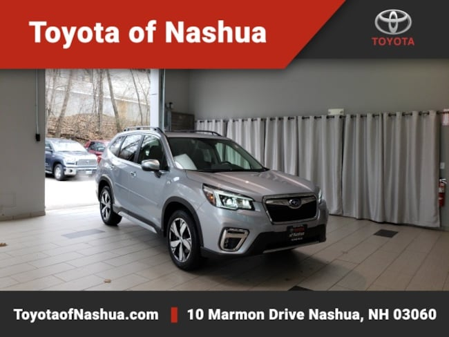 Subaru Of Nashua >> Used 2019 Subaru Forester For Sale Nashua Nh Jf2skawc6kh428428