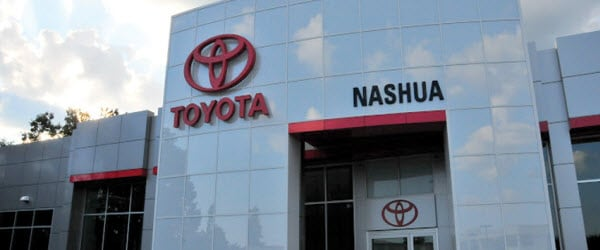 About Toyota Of Nashua