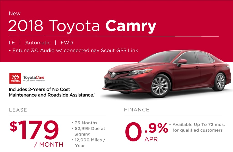 2018 Toyota Camry Special in Nashua NH