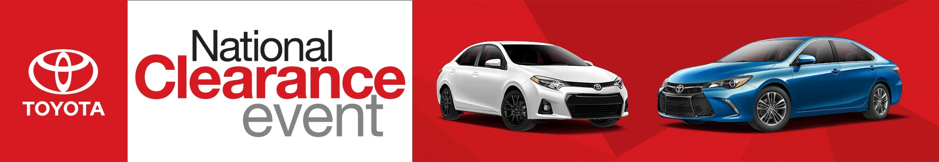 Toyota of Nashua National Clearance Event