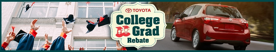 Toyota of Nashua College Grad Program