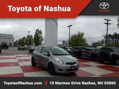 2010 Toyota Yaris Base Hatchback