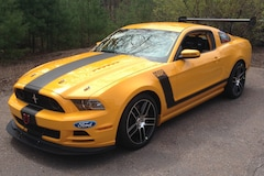 2014 Ford Mustang Boss 302 S Coupe
