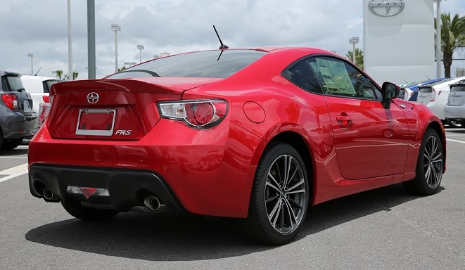 2014 Scion FR-S in N Charlotte