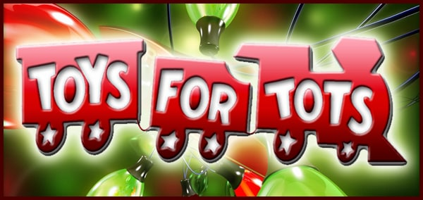 Toys for Tots in N Charlotte