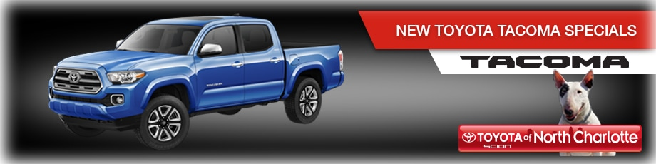 N Charlotte Toyota Tacoma deals