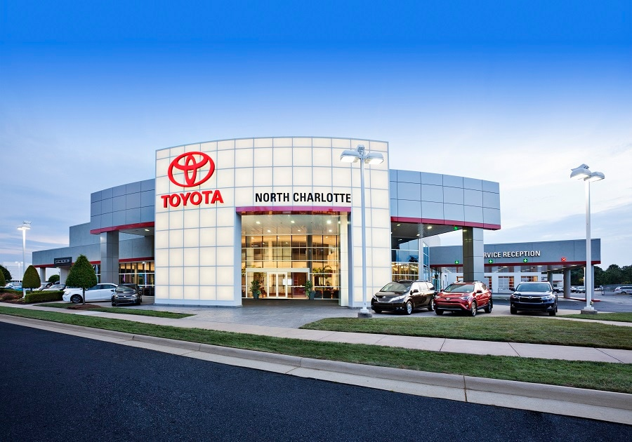 toyota of north charlotte about toyota dealer serving charlotte. Black Bedroom Furniture Sets. Home Design Ideas