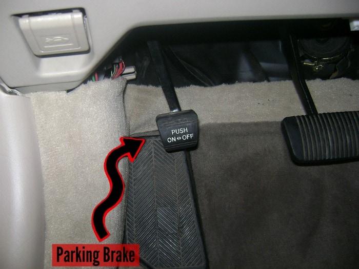 Parking Brake Service Charlotte Auto Service