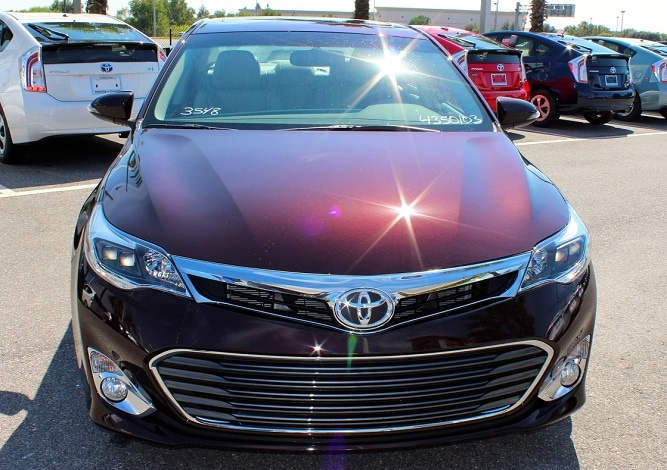 2015 toyota avalon for sale new toyota near charlotte. Black Bedroom Furniture Sets. Home Design Ideas