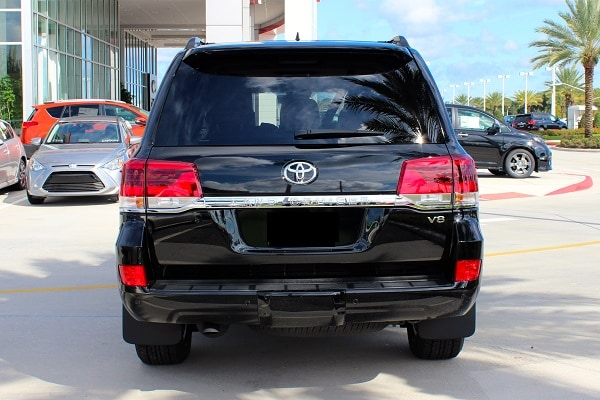 2017 Toyota Land Cruiser deals