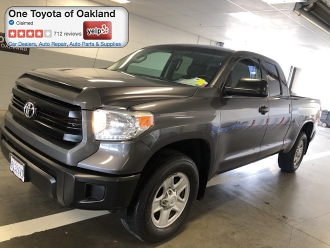 Certified Pre-Owned 2015 Toyota Tundra SR Truck Double Cab in Oakland, CA