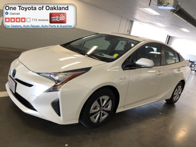 Certified Pre-Owned 2016 Toyota Prius Four Hatchback in Oakland, CA