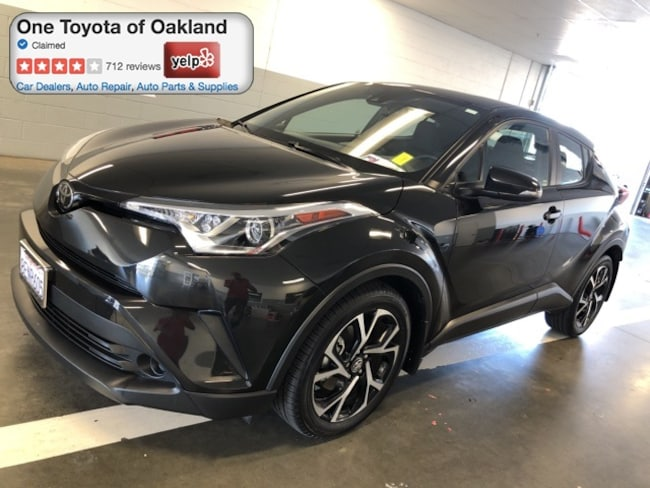 Used 2018 Toyota C-HR XLE SUV For Sale in Oakland, CA