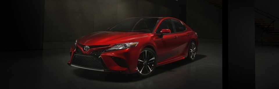 New 2018 Toyota Camry Sedans For Sale Or Lease In Oakland Ca At One