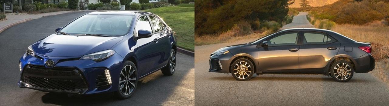 Compare The All New Toyota Corolla Vs Its Sedan Competition