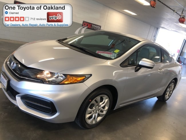 Used 2014 Honda Civic For Sale In Oakland Ca Near San Francisco