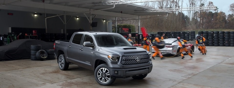 The 2018 Toyota Tundra   Top Notch Pickup Truck Performance For Oakland  Drivers