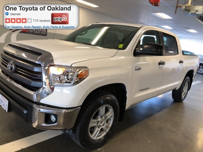 Certified Pre-Owned 2014 Toyota Tundra SR5 Truck Crew Max in Oakland, CA