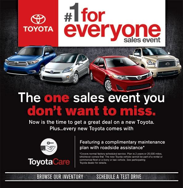 Toyota Dealership Omaha >> New Toyota Sales Event Omaha Ne New Toyota Car Truck Suv For Sale