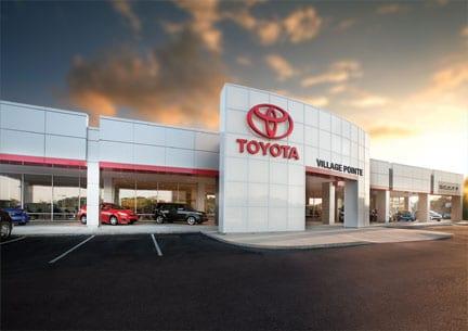 Car Dealerships Omaha >> Village Pointe Toyota New Used Cars In Omaha Near Lincoln Ne