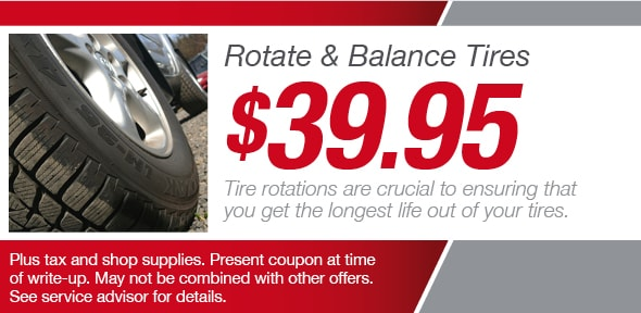 Rotate Balance Tires Village Pointe Toyota Service Coupon Omaha Ne