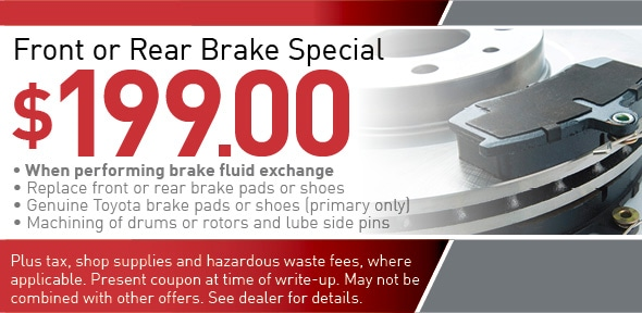 Brake Service Coupon, Omaha, NE. If no image displays, this offer has ended.