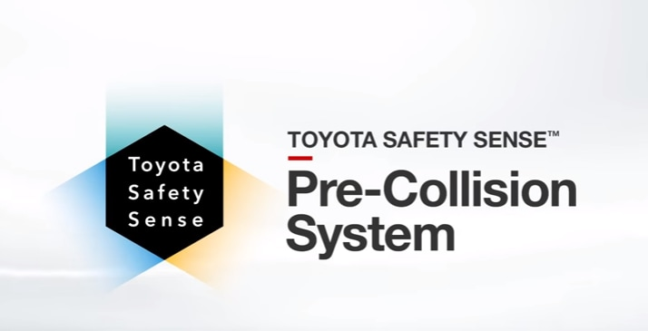 Toyota Pre-Collision System
