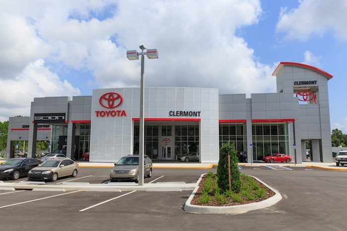 toyota of clermont is now open orlando auto family. Black Bedroom Furniture Sets. Home Design Ideas