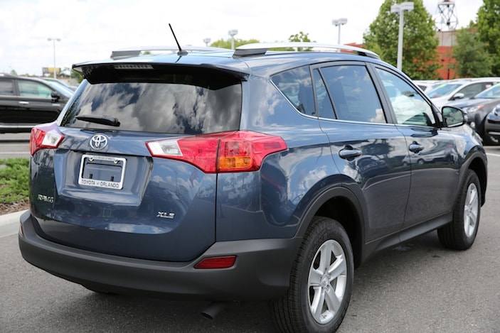 2014 Toyota RAV4 for sale