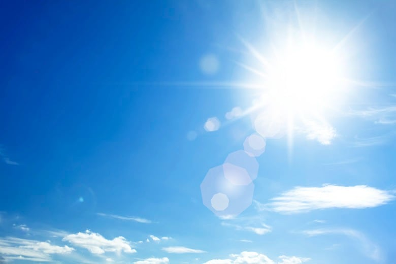 Las Vegas Intense Sun