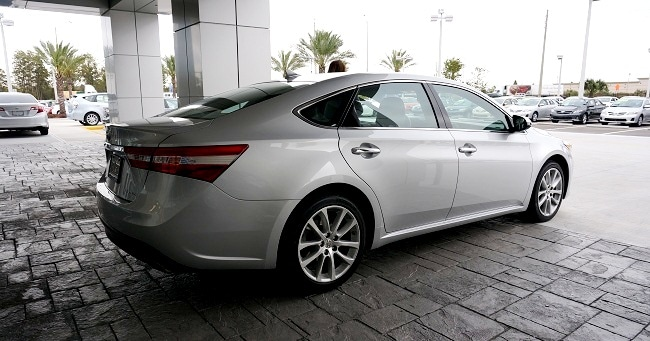 2013 toyota avalon hybrid in orlando new toyota in central florida. Black Bedroom Furniture Sets. Home Design Ideas