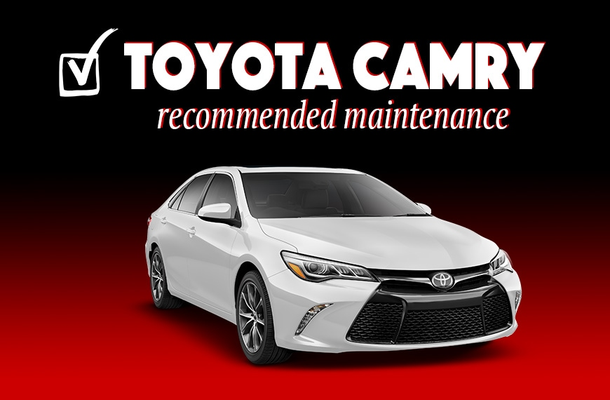 Orlando Toyota recommended service