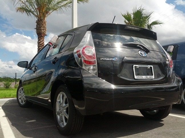 2012 Toyota Prius C in Central Florida