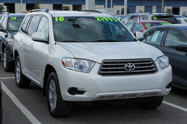 Used Toyota RAV4 in Orlando