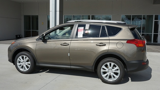 new Orlando Toyota RAV4 for sale