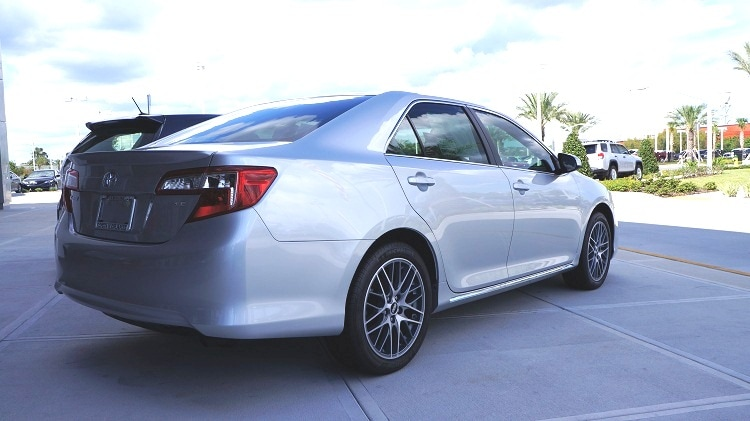 2013 toyota camry in orlando info toyota of orlando. Black Bedroom Furniture Sets. Home Design Ideas