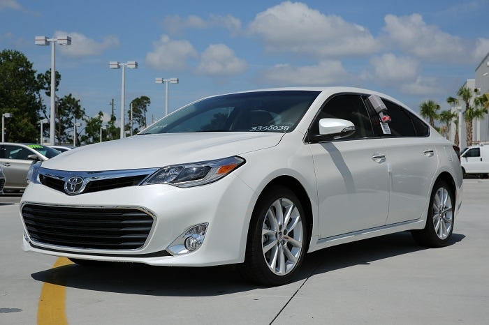 new Toyota Avalon in Orlando