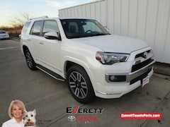 For Sale in Paris, TX 2018 Toyota 4Runner Limited SUV