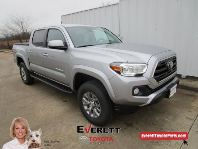 2019 Toyota Tacoma SR5 V6 Truck Double Cab For Sale in Paris, TX
