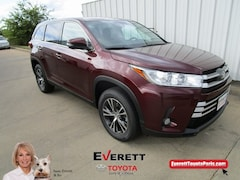 For Sale in Paris, TX 2019 Toyota Highlander LE Plus V6 SUV