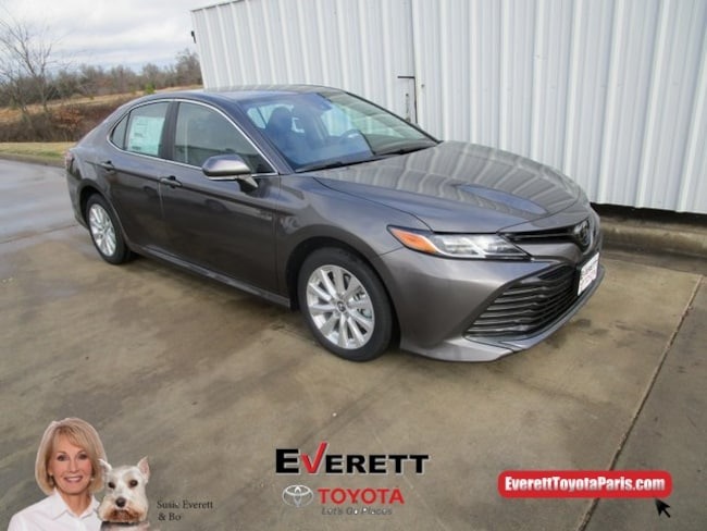 2019 Toyota Camry LE Sedan For Sale in Paris, TX