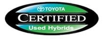 Toyota Certified Used Hybrid Vehicles