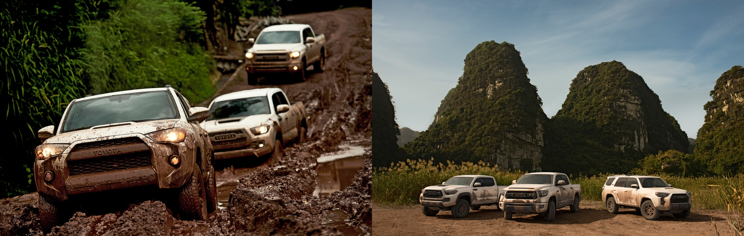 Explore Tundra Ta a and 4Runner TRD Pro at Everett Toyota of