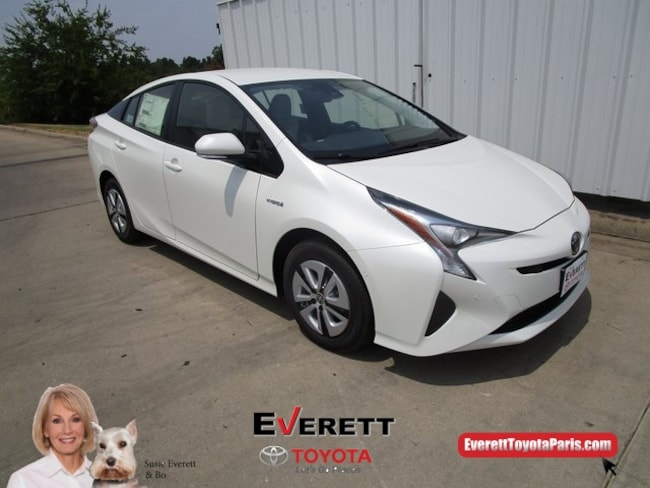 2018 Toyota Prius Two Hatchback For Sale in Paris, TX