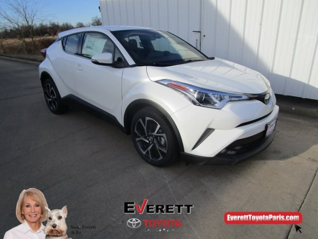 2019 Toyota C-HR Limited SUV For Sale in Paris, TX