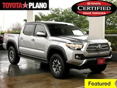 Certified 2017 Toyota Tacoma TRD Off Road Pickup Truck near Dallas, TX