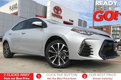 New 2019 Toyota Corolla SE Sedan near Dallas, TX