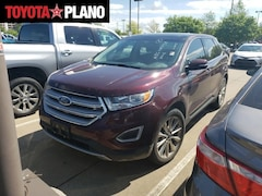 Used 2017 Ford Edge Titanium near Dallas, TX