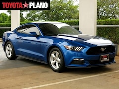 Used 2017 Ford Mustang V6 Coupe near Dallas, TX