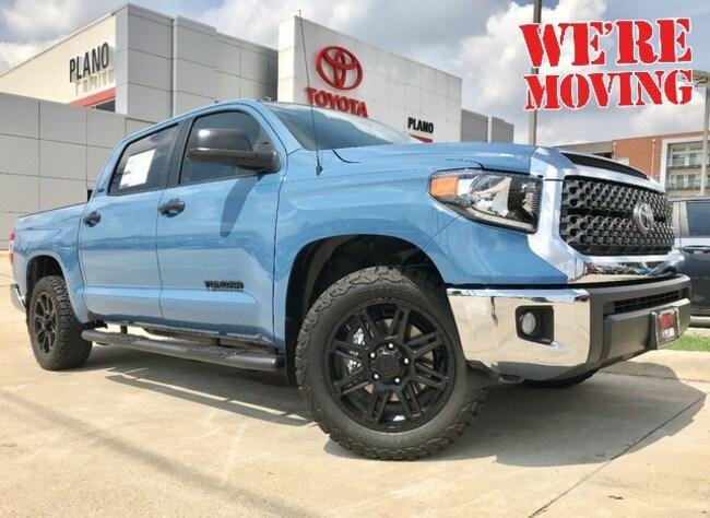 New 2019 Toyota Tundra SR5 4.6L V8 Special Edition Truck CrewMax near Dallas, TX